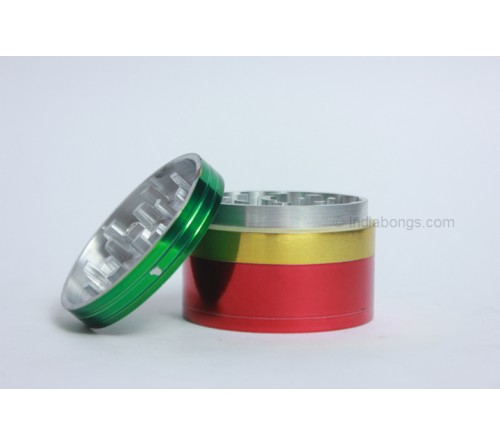 Big Four Piece Jamaican Grinder